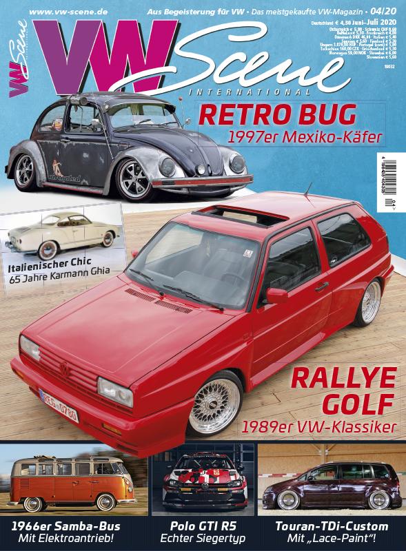 VW Scene – Ausgabe 04/20
