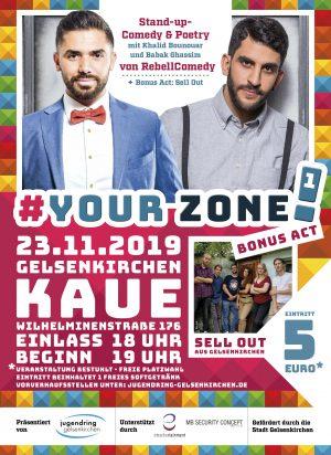 Event-Grafik – Jugendring Gelsenkirchen – #YourZone